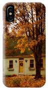 Secluded In The Trees IPhone Case