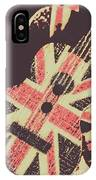 Second British Invasion IPhone Case