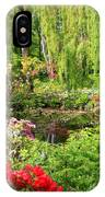 Secret Garden Pond IPhone Case