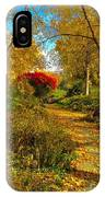 Secret Path Fall Perfection  IPhone Case