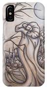 Secrets And Dreams IPhone Case