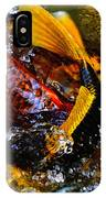 Secrets Of The Wild Koi 2 IPhone Case