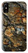Sedimentary Abstract IPhone Case