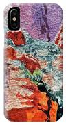 Sedona Arizona Rocky Canyon IPhone Case