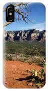 Sedona Overlook IPhone Case