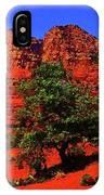 Sedona Red Rock IPhone Case