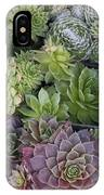 Sedum Plants Used As Green Roof IPhone Case