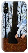 See What I Saw - 2d IPhone Case