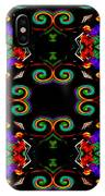 Seeing In Abstraction IPhone Case