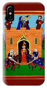 Seige Of The Castle Of Love IPhone Case