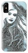 Selenium Blonde IPhone Case