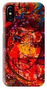 Self-portrait-5 IPhone Case