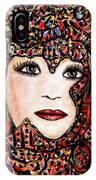 Self-portrait-6 IPhone Case