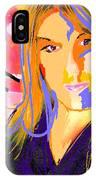 Self Portraiture Digital Art Photography IPhone Case