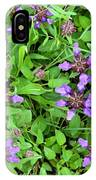 Selfheal In The Lawn IPhone Case
