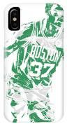 Semi Ojeleye Boston Celtics Pixel Art 2 IPhone Case