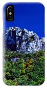 Seneca Rocks National Recreational Area IPhone Case