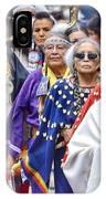 Senior Traditional Women IPhone Case