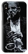 Sensational Sax IPhone Case
