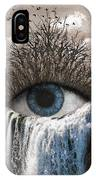 Sense Of Sight IPhone X Case