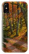 September Road IPhone Case