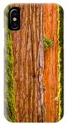 Sequoia Abstract IPhone Case