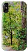 Sequoia Park #1 IPhone Case