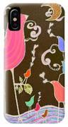 Serenata 3 IPhone Case