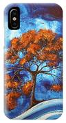 Serendipitous Original Madart Painting IPhone Case