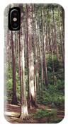 Serene Forest IPhone Case