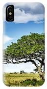Serengeti Acacia IPhone Case