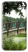 Serenity Bridge IPhone Case