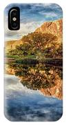 Serenity - Reflection IPhone Case