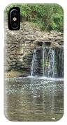 Waterfall Of Peace IPhone Case