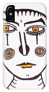 Serious Cry  IPhone Case