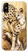 Serval IPhone Case