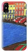 Sestri Levante Italy IPhone Case