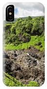 Seven Sacred Pools Ohe'o Mau IPhone Case