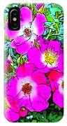 Seven Sisters Rose Variant IPhone Case