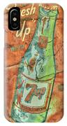 Seven Up Fresh Up IPhone Case