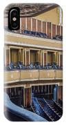 Severance Balcony And Main Floor IPhone Case