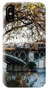 Seville - The Triana Bridge 2  IPhone Case