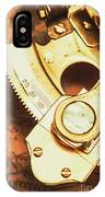 Sextant Sailing Navigation Tool IPhone Case