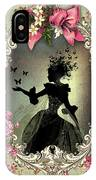 Shabby Fae Silhouette Freedom IPhone Case