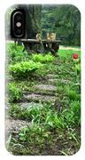 Shade Garden 2  IPhone Case