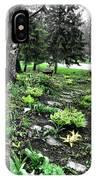Shade Garden IPhone Case