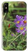 Shades Of Lavendar IPhone Case