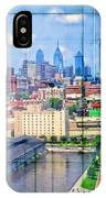 Shades Of Philadelphia IPhone Case