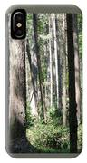 Shades Of Trees IPhone Case