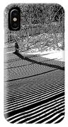 Shadow Beauty IPhone Case